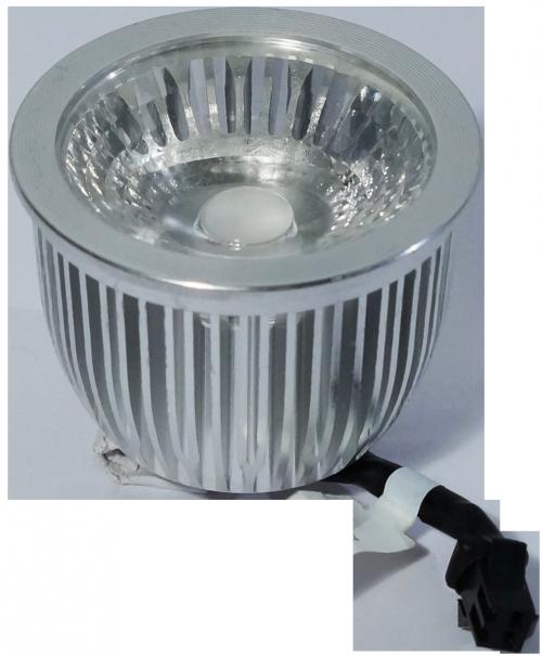 LED lyskilder med DAXTOR stik