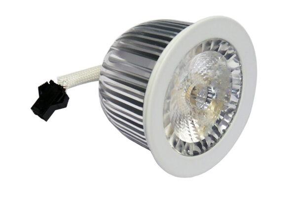 DAXTOR 5W LED M-WH med daxtor stik